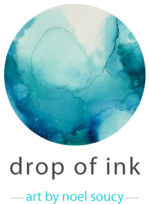 Drop of Ink